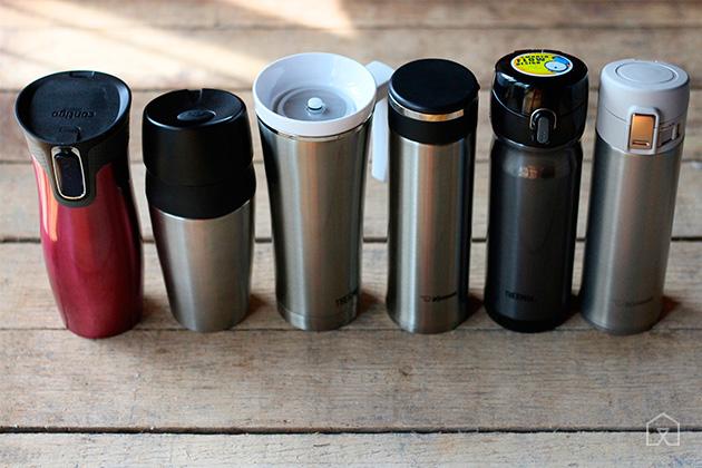 Coffee shops & Travel mugs